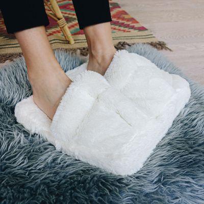 Home Gadgets - Fußmassage-Gerät aus Plüsch