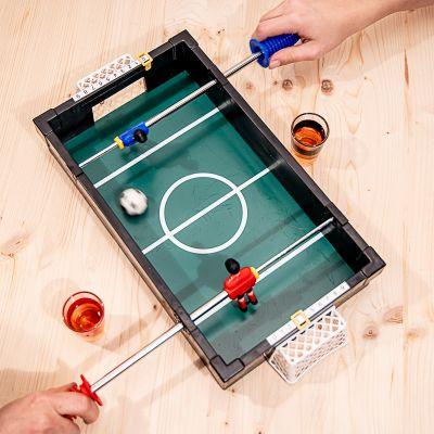 Partyspiele - Tischfussball Trinkspiel