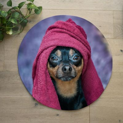 Badezimmer - Personalisierbare Badezimmermatte mit Foto
