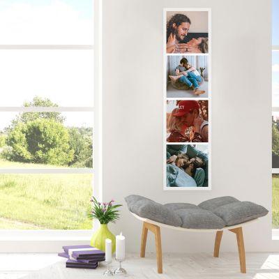 Hochzeitstag Geschenk - Personalisierbares Fotostrip Poster