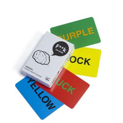 Witzige Geschenke - F**K Party Kartenspiel