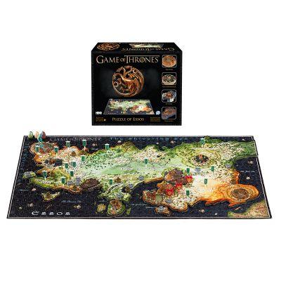 Spiel & Spass - Game of Thrones 4D Puzzle Essos