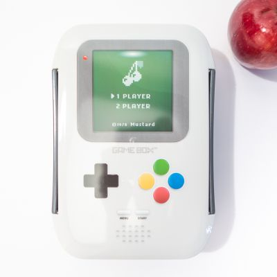 Spaß im Büro - Game Box Lunchbox