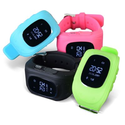 Reise Gadgets - GPS Tracking Armbanduhren für Kinder