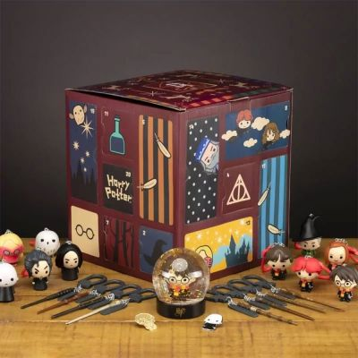 Adventskalender - Harry Potter Adventskalender Deluxe
