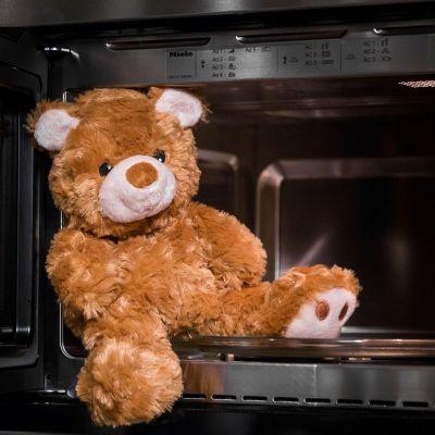 Hochzeitstag Geschenk - Heiße Bären