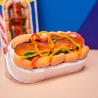 Essen & Trinken - Candy Hot Dog