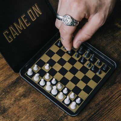 Partyspiele - Magnetisches Reise Schach