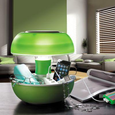 Beleuchtung - JOYO Tischlampe mit USB-Ports