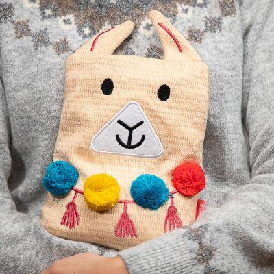 Geschenke für Freundin - Erwärmbares Lama