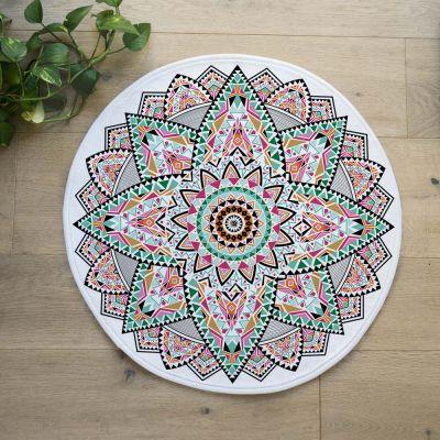 Exklusive Badezimmermatten - Mandala Badezimmermatte