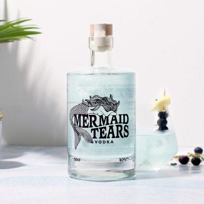 Alkohol - Wodka aus Meerjungfrauen-Tränen
