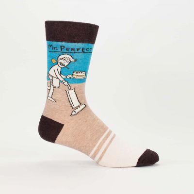 Witzige Geschenke - Mr. Perfect Socken