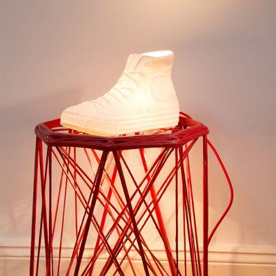 Weihnachtsgeschenke für Männer - N.Y.C. Porzellan Lampe