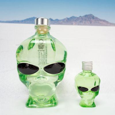Halloween - Outerspace Vodka - Außerirdischer Wodka