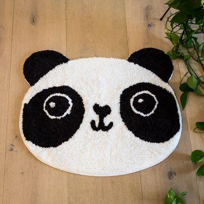 Geschenke zur Geburt - Panda Badezimmerteppich