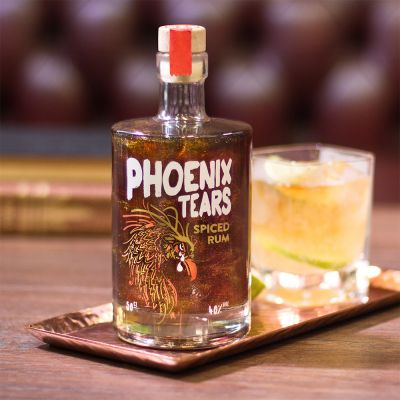 Alkohol - Aromatisierter Rum Die Tränen des Phönix