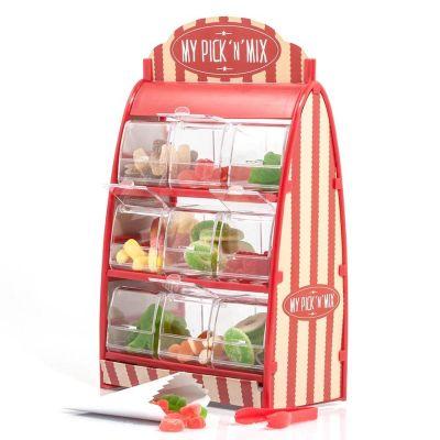 Spaß im Büro - Gefüllter Süßigkeitenstand My Pick'n'Mix