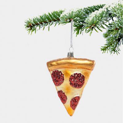Geburtstagsgeschenke für Frauen - Pizza Christbaumschmuck