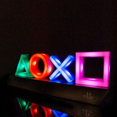 Playstation Icons Tischleuchte