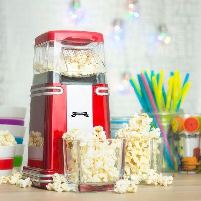 Geschenkideen - Retro Mini-Popcorn-Maschine