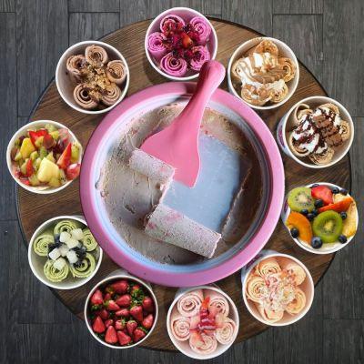 Rolling Ice Cream - Eisrollen Set