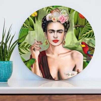 Geburtstagsgeschenke für Frauen - Frida Schneidebrett