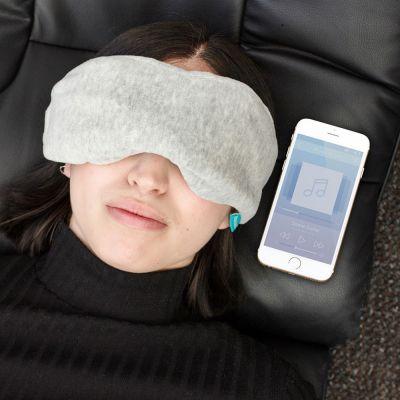 Neu bei uns - Schlafmaske mit Bluetooth-Kopfhörern