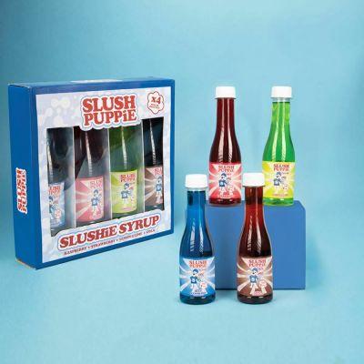 Süßigkeiten - Slush Puppie Sirup Set