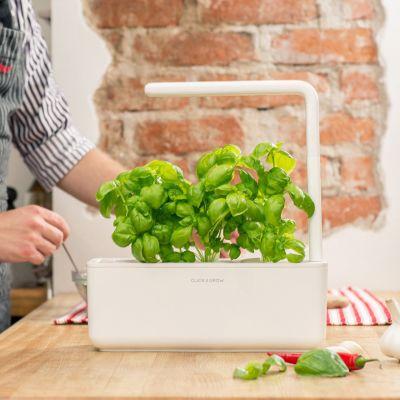 Essen & Trinken - Click & Grow Smarter Kräutergarten für drinnen 3.0