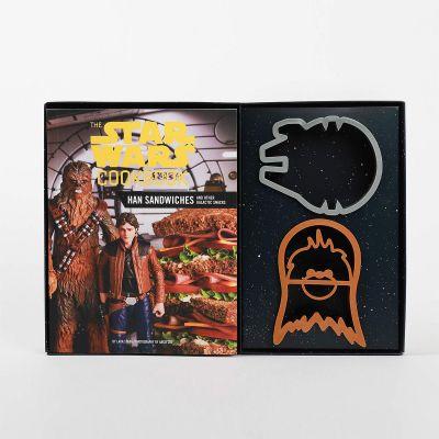 Star Wars - Star Wars Kochbuch mit Sandwich-Formen