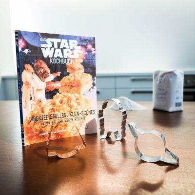 Star Wars - Star Wars Back- und Kochbuch