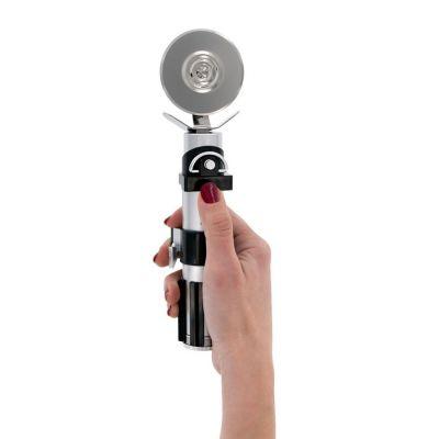 Top-Seller - Star Wars Lichtschwert Pizzaschneider mit Sound