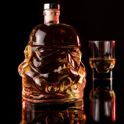 Star Wars - Original Stormtrooper Glas-Karaffe