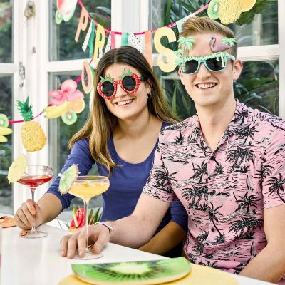Witzige Geschenke - Erdbeeren Sonnenbrille