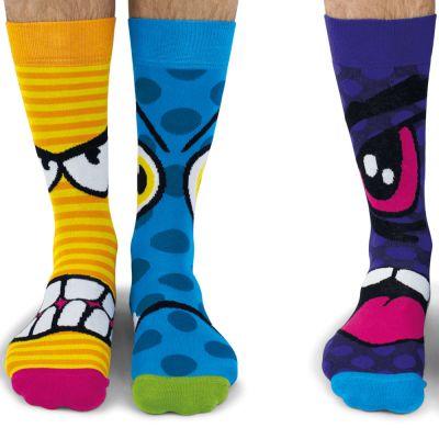 Homewear - Stress Heads Socken