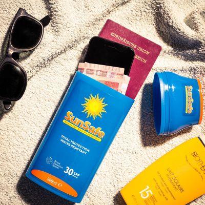 Draußen - Sun Safe Geheimversteck