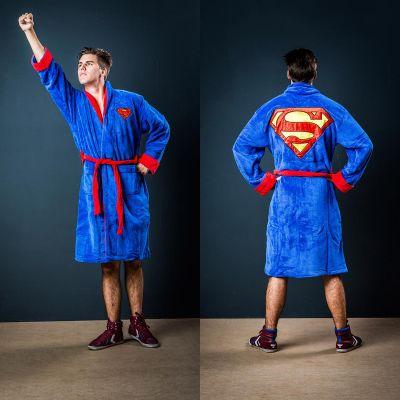 Homewear - Superman Bademantel