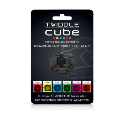Spaß im Büro - Twiddle Cube Anti-Stress-Würfel