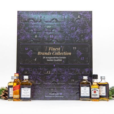 Adventskalender - Whisky Adventskalender