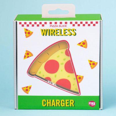 Gadgets - Drahtloses Ladegerät Pizzastück