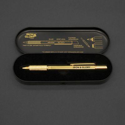 Weihnachtsgeschenke für Papa - Iron & Glory Schreib-Werkzeug