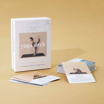 Gadgets - Yoga Kartenset für 52 Wochen