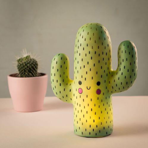 Weihnachtsgeschenke - Kaktus Lampe