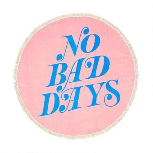 Riesiges Handtuch No Bad Days