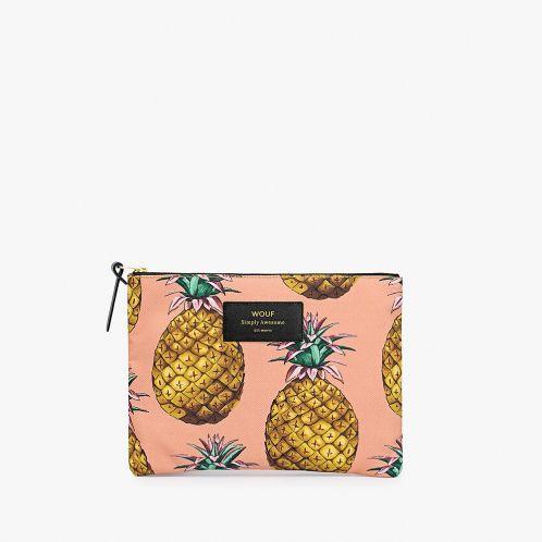 Weihnachtsgeschenke - Fruchtiger Ananas-Beutel
