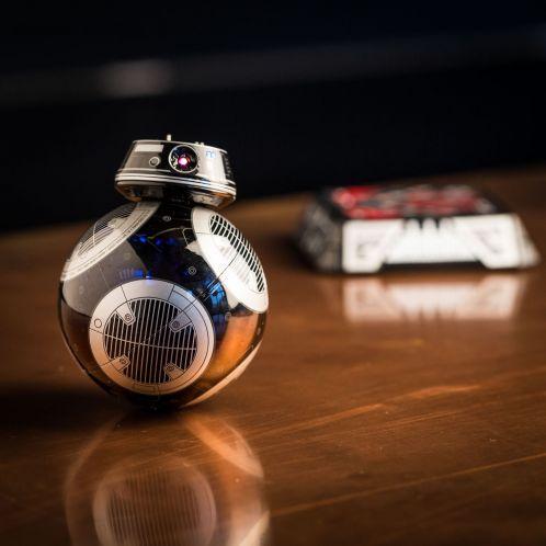 Weihnachtsgeschenke - Sphero App-gesteuerter Star Wars BB-9E Droide