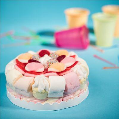 Fruchtgummi Torte