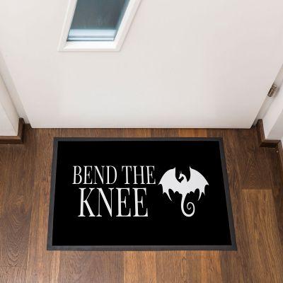 Bend The Knee Fußmatte