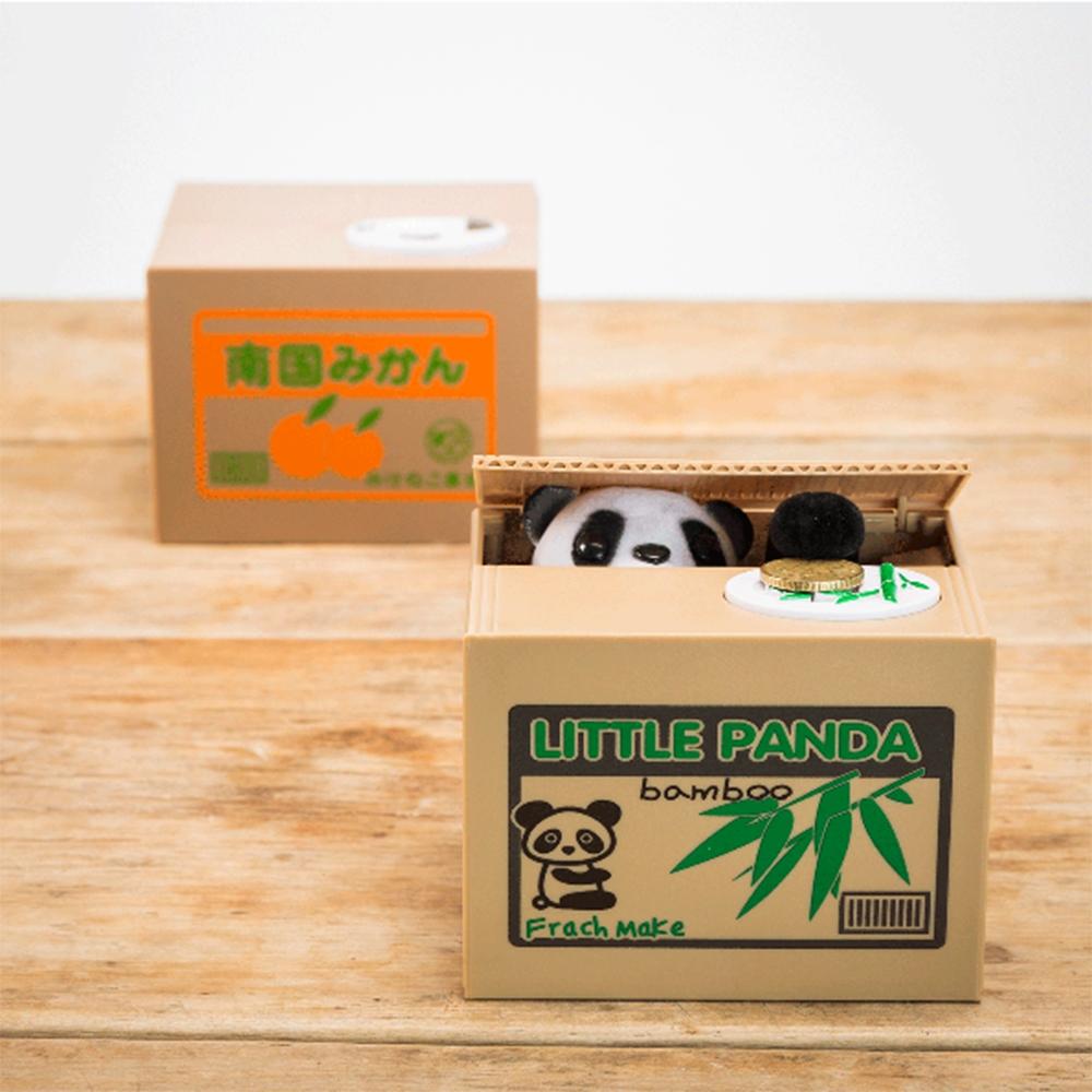 Panda Sparbüchse